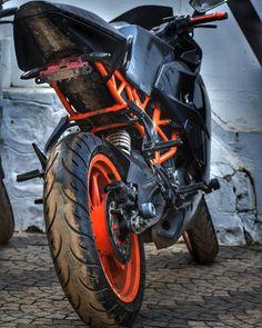 Ktm Rc 200, Royal Enfield Modified, Ktm Motorcycles, Super Bikes, Super Sport, My Ride, Fitness Models, Gym Training, Bikers