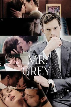 Fifty Shades of Grey movie Jamie Dornan and Dakota Johnson