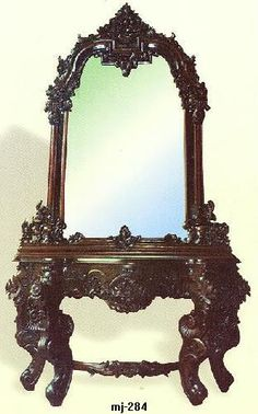 Louis XV Hall console