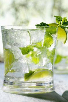 Enjoy the Fresh, Clean Taste of the Classic Mojito