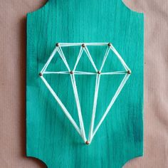 String Art - DIY #diy #crafts