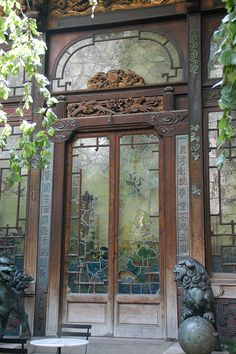 1000 images about doors on pinterest red doors blue for Porte 7th sea