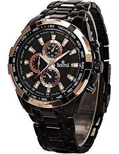 e7ed2c3a08e Swisstyle Anolog Black Dial Men s Watch-SS-GR06612-BLK-CH