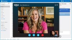 How @Skype looks when integrated to @Microsoft Outlook - One step towards enterprise usage.