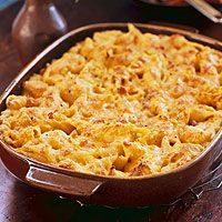 Chipotle mac and cheese - heavenly!