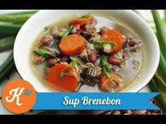 Resep Sup Kacang Brenebon | KEVINDRA PRIANTO - YouTube