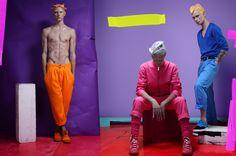 Paco Peregrin, Men Fashion Portfolio, Aura Photo Agency