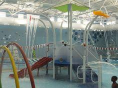 Greenville KROC Cetner, Greenville, SC - #Vortex, #Poolplay, #Elevations www.vortex-intl.com