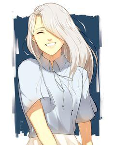 anime, yuri, and genderbend image