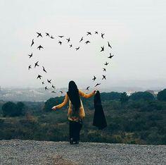 Winter Photography, Photography Women, Travel Photography, Hijab Niqab, Mode Hijab, Hijabi Girl, Girl Hijab, Muslim Girls, Muslim Couples