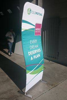 #oldmutual Wall Banner, Exhibition Display, Banner Printing, Banners, Innovation, Africa, How To Plan, Pop, Prints