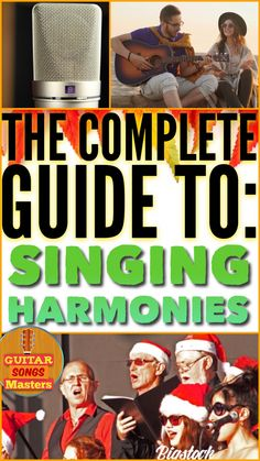 Harmony is the process of adding another musical note on top of the melody of any song. If you want to harmonize, you should learn how to sing harmony. Singing harmony can create a unique effect to enhance the piece of music. One can easily learn to. Singing Lessons For Kids, Singing Tips, Vocal Lessons, Learn Singing, Music Lessons, Guitar Quotes, Guitar Songs, Guitar Chords, Song Quotes