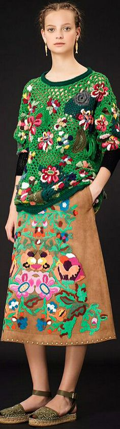 Valentino Resort 2015 | The House of Beccaria~