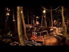 Miike Snow - Animal (Live, In the Woods)