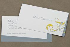 20 Gorgeous Fashion Business Cards Designs | TutorialChip