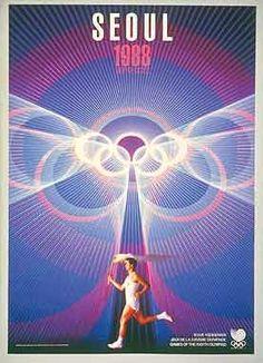 Percepções de arte: Jogos Olímpicos em 1988