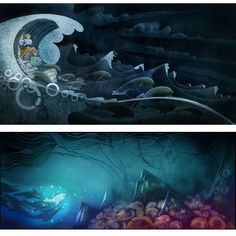 Song of the Sea Conceptart by ~Ross Stewart