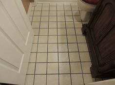 Before you List your Home for Sale freshen up that grout!  It will make your kitchen and baths look brand new! Ployblend Grout Renew - An affordable, easy way to update your grout color