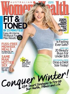 Women's Health - July 2013 #magazines #magsmoveme  http://au.lifestyle.yahoo.com/womens-health/