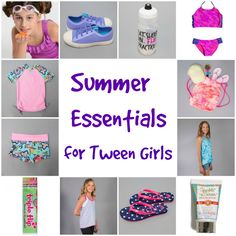 Summer Essentials for Tween Girls Triple Flip Giveaway. Ends 06/19 | Tweenhood