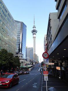 New Zealand December 2011 - Exploring Auckland
