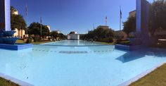 esplanade fountain at fair park dallas, texas Fountains of Dallas - Google+ www.fountainsdallas.com