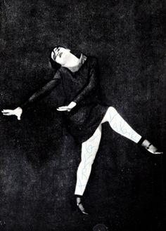 Dancer Valeska Gert, c.1920s.
