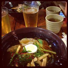 Spicy Ramen at Suzu