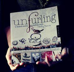 book by artist Misty Mawn