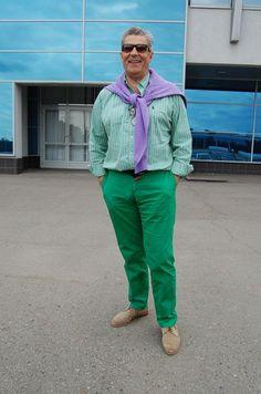 Городские образы   Peter, 57 лет, швейцарец, представитель сети отелей Movenpick, возле ЦУМа.   theloom.ru/blogs/looks/gorodskie-obrazyi-4/#more-5366