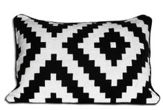 IKEA Fan Favorite: LAPPLJUNG RUTA cushion cover. The native prints of LAPPLJUNG textiles add beautiful, graphical elements to any room.