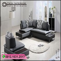 Tips That Help You Get The Best Leather Sofa Deal. Leather sofas and leather couch sets are available in a diversity of colors and styles. A leather couch is the ideal way to improve a space's design and th Grey Leather Sofa, Best Leather Sofa, Leather Furniture, Sofa Furniture, Pallet Furniture, Black Leather, Pallet Sofa, Furniture Ideas, Modern Furniture