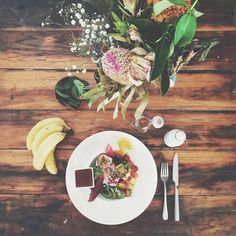 Vegan Spinach & Banana Pancakes with Greenhouse Factory | Free People Blog #freepeople