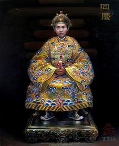 ĐỒNG KHÁNH - Chân Dung Các Vua Triều Nguyễn