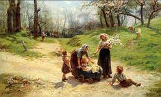 May ~Frederick Morgan
