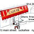 Cafe 72 - Tuckahoe, NY - Iced Coffee