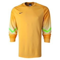 Nike Long Sleeve Goleiro Goalkeeper Jersey