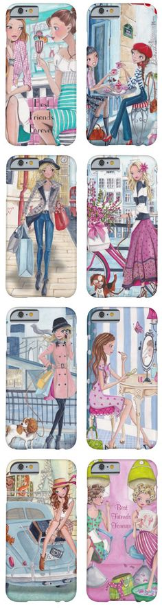 Customizable Iphone 6 case by Cartita design  Feel free to change or add text! I Hope you enjoy the illustrations! Click Image to view more great designs ............  Iphone 6 case by Cartita design ©2013 All Rights Reserved