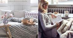 A Hygge Home. What the heck is hygge and why do I need it in my home? Well read on and I'll tell you all about the Danish lifestyle phenomena Hygge Home, Pastel Design, Neutral Bedroom Decor, Rustic Chic Decor, Photo Deco, Hidden Bed, Murphy Bed, Inspiration, House Styles