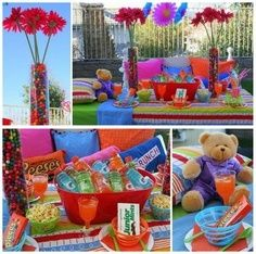 slumber party decorations - Google Search