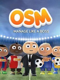 Online Soccer Manager (OSM)- gambar mini tangkapan layar
