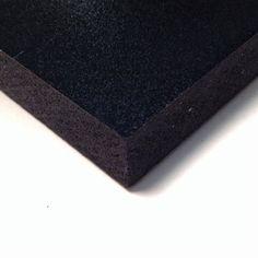 Polyvinyl Chloride Opaque Gray 3//4 Width Rectangular Bar PVC 36 Length Standard Tolerance 3//4 Thickness