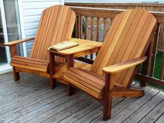 For a simple yet effective chair that fits in well in your outdoor patio, look no further than an Adirondack Chair. First designed by Thomas Lee in 1903 as an outdoor chair for his vacation home in the Adirondack Mountains of New York, this simple chair made of wood or manmade materials has undergone a multitude of redesigns from its original design. It started out as 11 flat wooden boards fitted into a straight, wide-armed lounge chair, and has since evolved into various models thanks to…