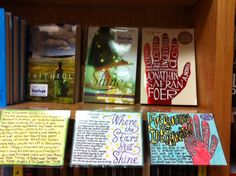 And yet MORE Book People Bookstore shelf talkers