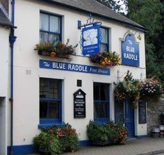The Blue Raddle, Dorchester, Dorset. If you are enjoying the great walking in this delightful county and find yourself with time to spend in Dorchester, then head for The Blue Raddle, it is a gem!
