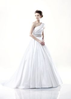 Picture of Dekalb Wedding Dress - Blue by Enzoani 2011 Collection