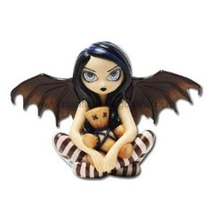 VooDoo in Blue Fairy Figurine 8211