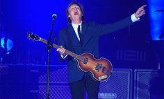 Ayer se puso a la venta el nuevo single de Paul McCartney y aquí lo puedes escuchar...