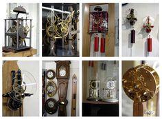 ROYAUME DE L'HORLOGE VILLEDIEU LES POÊLES Maître Artisan Horloger Horloge design moderne neuf ancien vente réparation. comtoises,coucous, pendules 400 jours