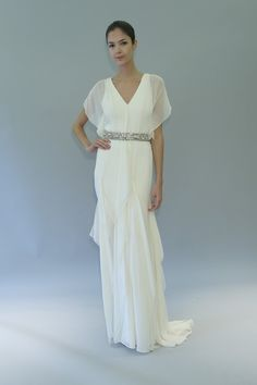 carolina herrera wedding dress fall 2012 bridal gowns 4